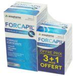 Acheter Forcapil Gélules croissance vitalité cheveux ongles B/180+60 à RAMBOUILLET