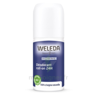 Weleda Déodorant Roll-on 24H Homme 50ml à RAMBOUILLET