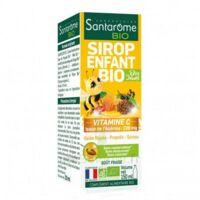 Santarome Bio Sirop fortifiant enfant Fl/150ml à RAMBOUILLET