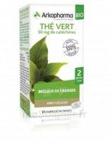 Arkogélules Thé vert Bio Gélules Fl/40 à RAMBOUILLET