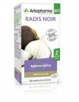 Arkogélules Radis noir Bio Gélules Fl/40 à RAMBOUILLET