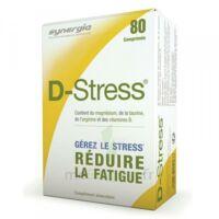D-STRESS, boite de 80 à RAMBOUILLET