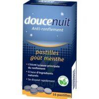 DOUCENUIT ANTIRONFLEMENT PASTILLES à la menthe, bt 16 à RAMBOUILLET