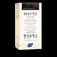 Phytocolor Kit coloration permanente 4.77 Châtain marron profond à RAMBOUILLET