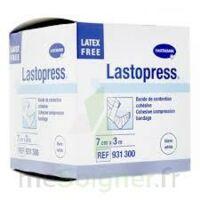 Lastopress® bande de compression cohésive 10 cm x 3,5 mètres - coloris blanc à RAMBOUILLET