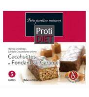 Protidiet Barres Céréales Cacahuète/Caramel B/5 à RAMBOUILLET