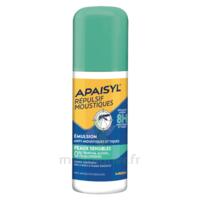 Apaisyl Répulsif Moustiques Emulsion peaux sensibles 90ml à RAMBOUILLET