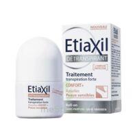 ETIAXIL AISSELLES Déodorant confort + Roll-on/15ml à RAMBOUILLET